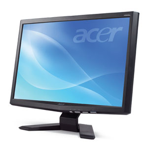 Acer G245H LCD Computer Monitor is a brilliant display reproducing crisp data and media over a cinematic format with the added benefits of a higher resolution performance. In addition, the aesthetically pleasing design portrays a contemporary style that easily compliments any home or work environment.